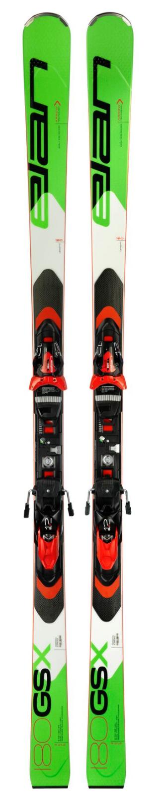 Elan GSX Fusion + ELX 12