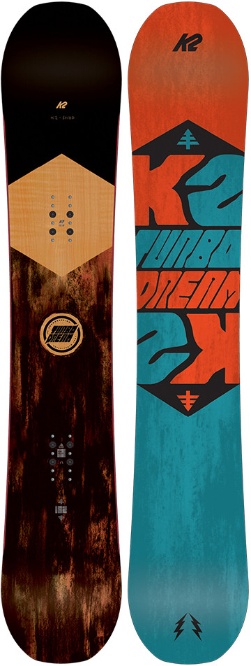 K2 Snowboarding Turbo Dream Wide