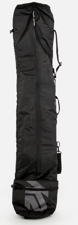 K2 Deluxe Double Ski Bag - černá