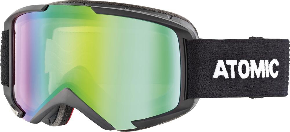 Atomic Savor M Stereo OTG - černá/zelená