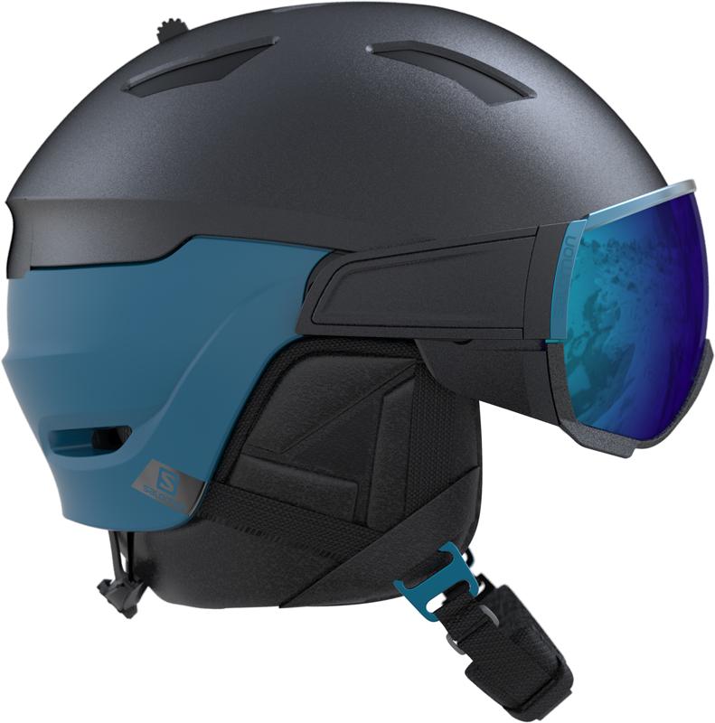 Salomon Driver - černá/modrá