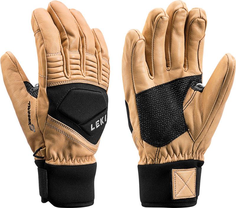 sjezdové rukavice Leki Progressive Copper S