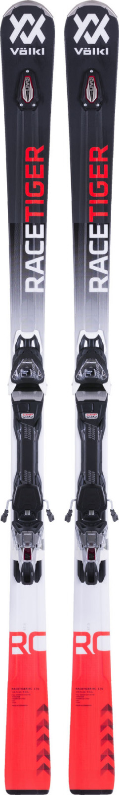 Völkl Racetiger RC Black + vMotion 10 GW
