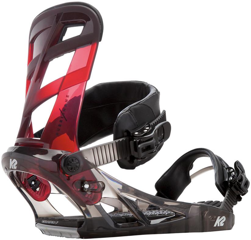 K2 Snowboarding Hurrithane - černá