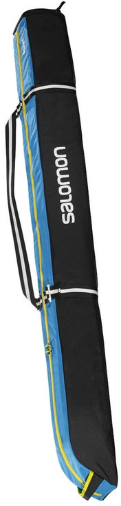 Salomon Extend 1P 165+20 Skibag - modrá