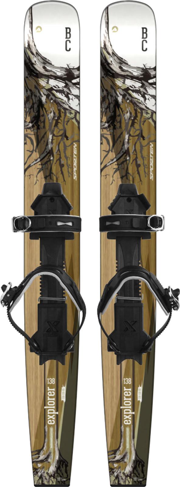 běžecké lyže Sporten Explorer138 Outlander