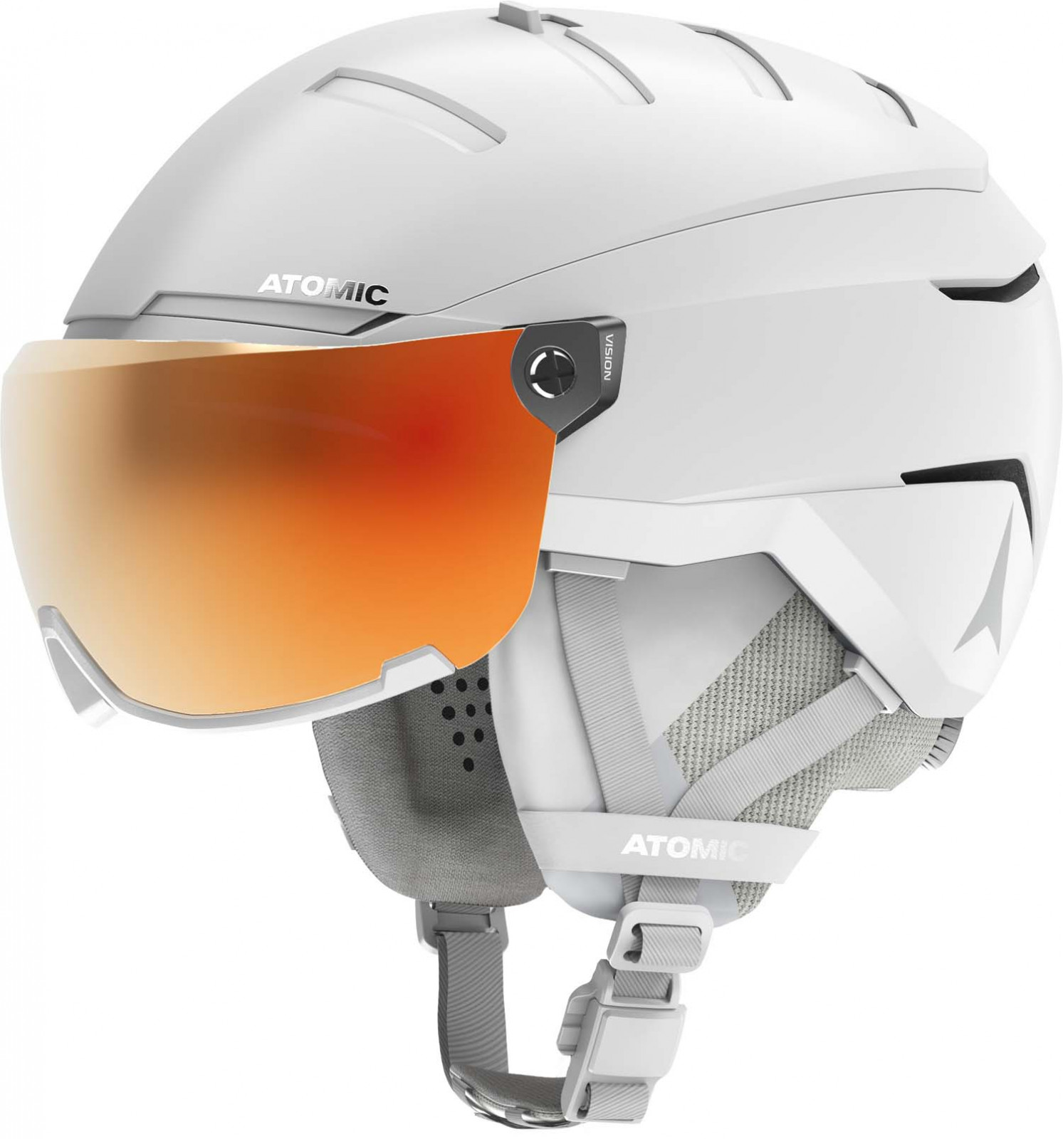 helma Atomic Savor GT AMID Visor HD