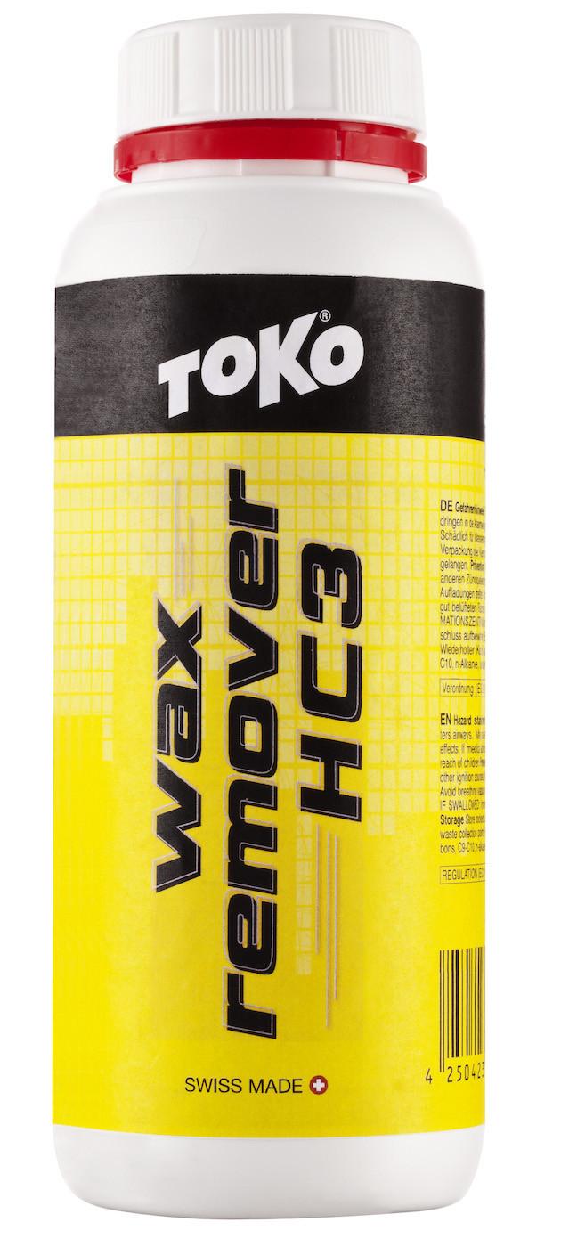 Čistič skluznice Toko Waxremover HC3 500ml INT