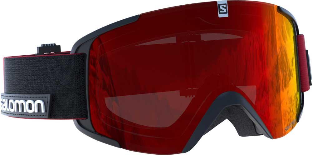 Salomon X View - černá/červená