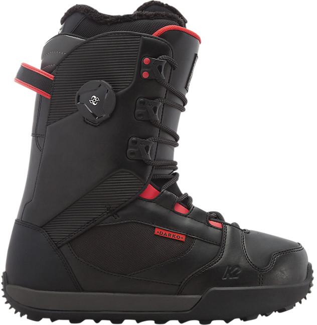 K2 Snowboarding Darko - černá