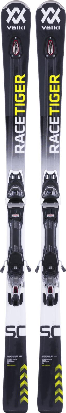 Völkl Racetiger SC Black + vMotion 10 GW