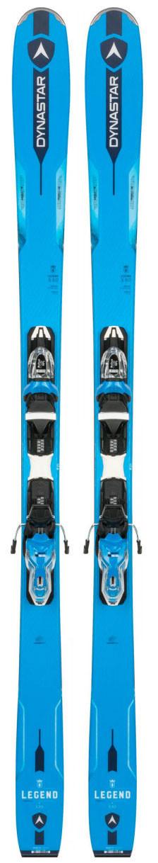 rekreační sjezdové lyže Dynastar Legend X80