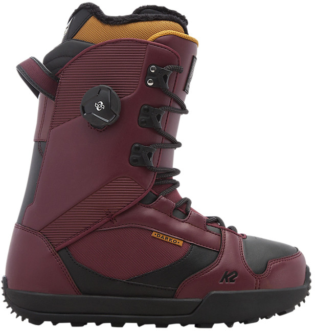 K2 Snowboarding Darko - hnědá