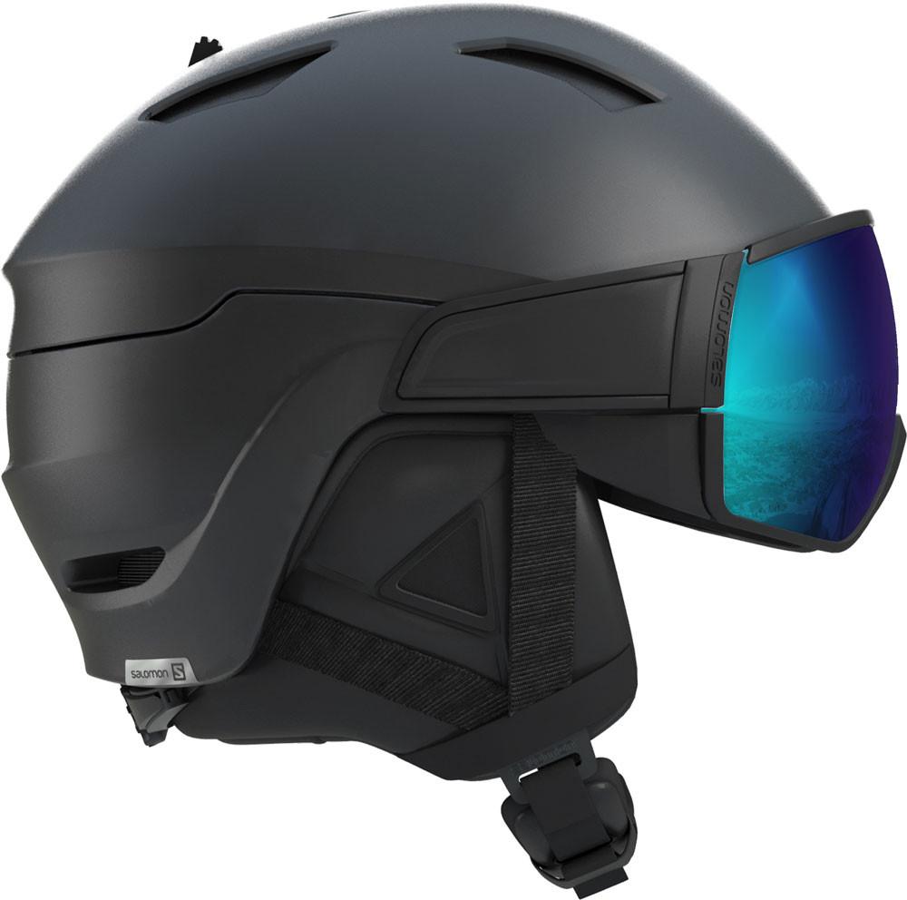 lyžařská helma Salomon Driver S