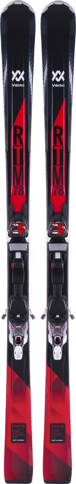 Völkl RTM 78 + 4Motion XL 12.0 TCX