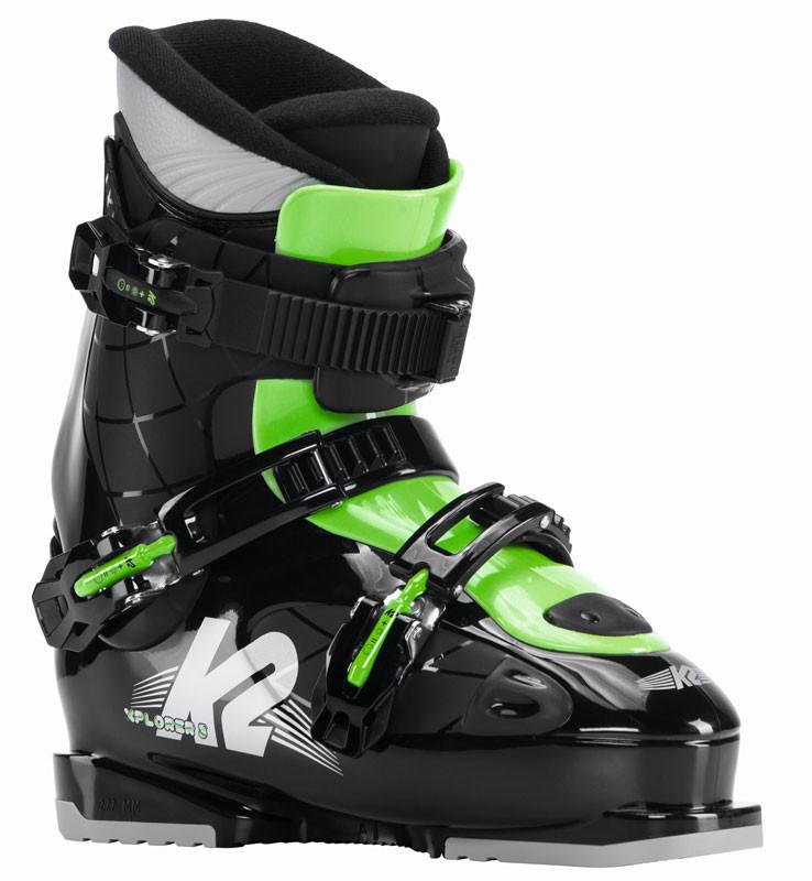 juniorské lyžařské boty K2 Xplorer-3