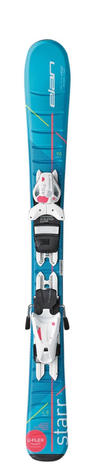 Dětské sjezdové lyže Elan Starr Quick Shift