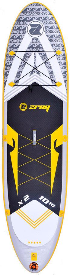 Zray X2 X-Rider DeLuxe 10'10''x32''x6'' - šedá