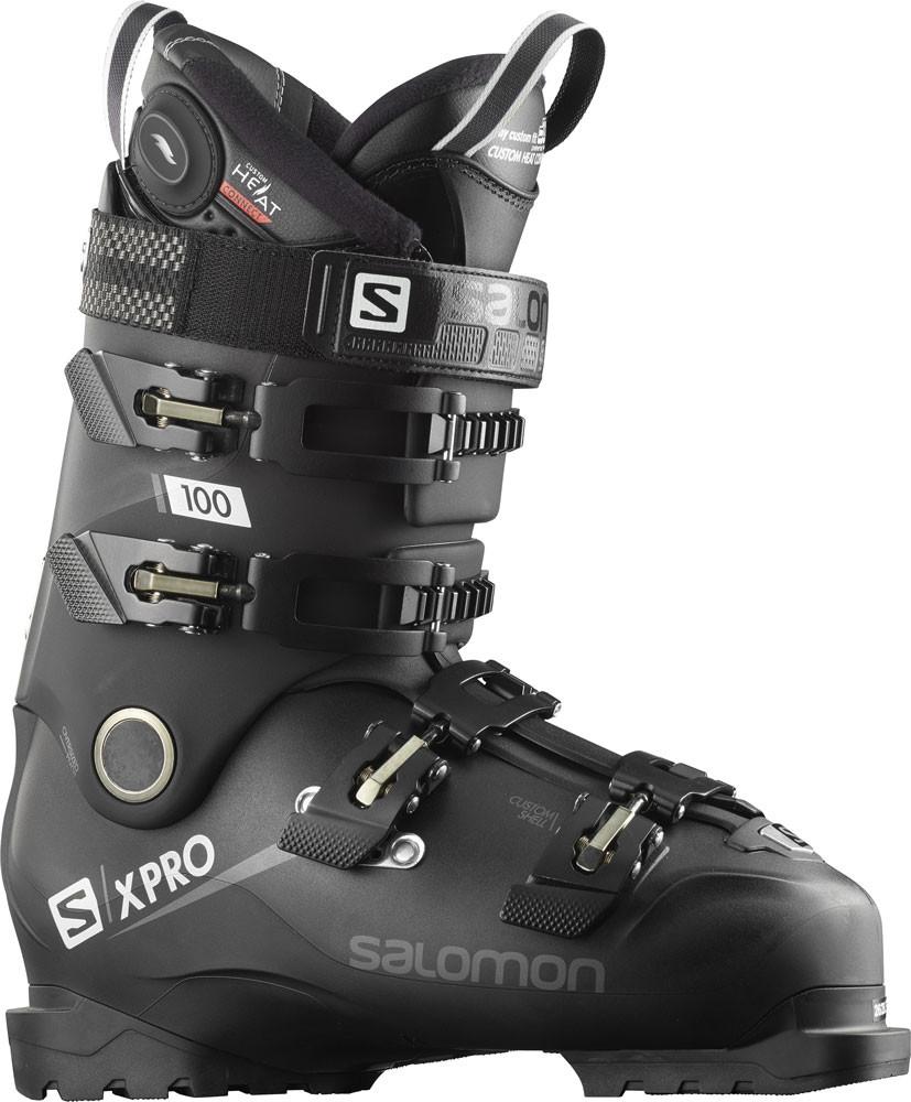 sportovní lyžařské boty Salomon X PRO 100 Custom Heat » LyzeLyze.cz ea3ee870d9