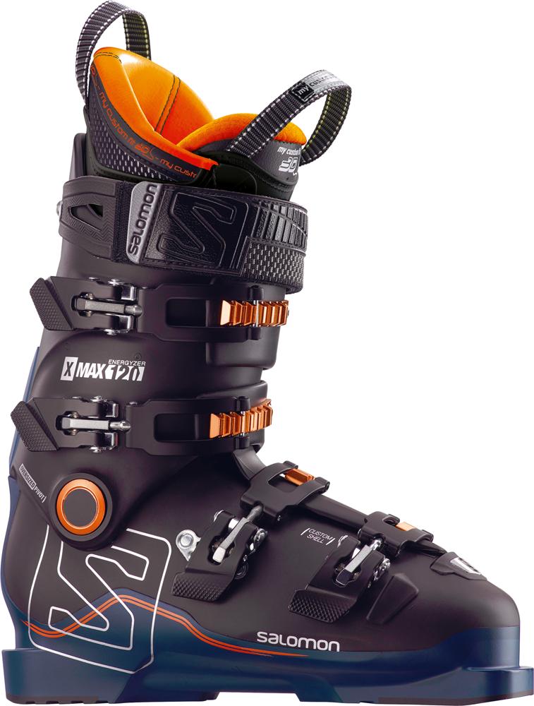 0f63a234b9e sportovní lyžařské boty Salomon X Max 120 » LyzeLyze.cz