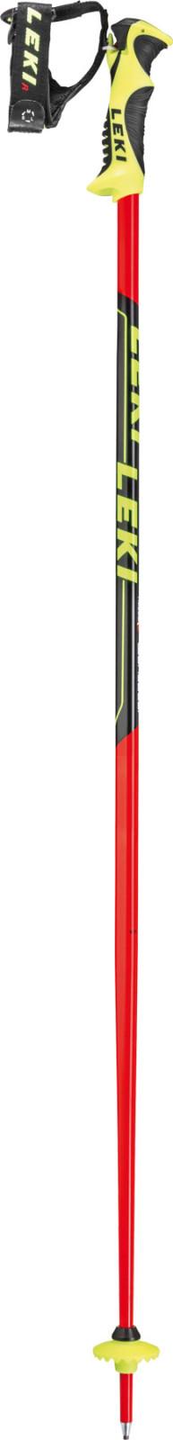 juniorské závodní sjezdové hole Leki Worldcup Lite SL