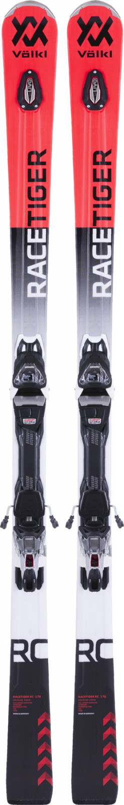 Völkl Racetiger RC Red + vMotion 12 GW
