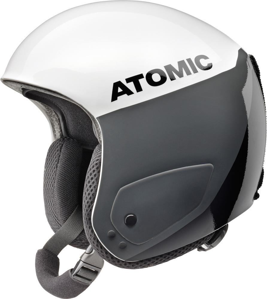 Atomic Redster Replica - bílá/černá