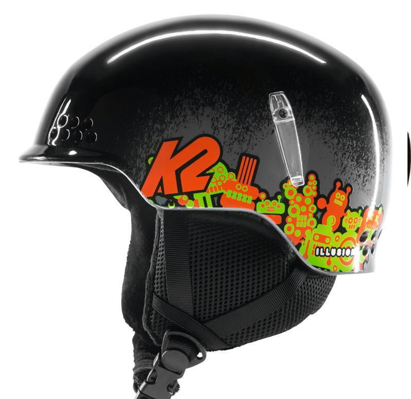 K2 Illusion - černá
