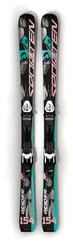 Dámské sportovní sjezdové lyže SportenGlider 5 W