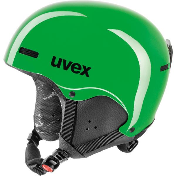Uvex Hlmt 5 Junior - zelená