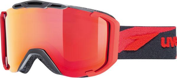 Uvex Snowstrike LTM - červená