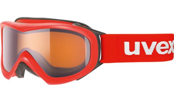 Uvex Wizzard DL - červená