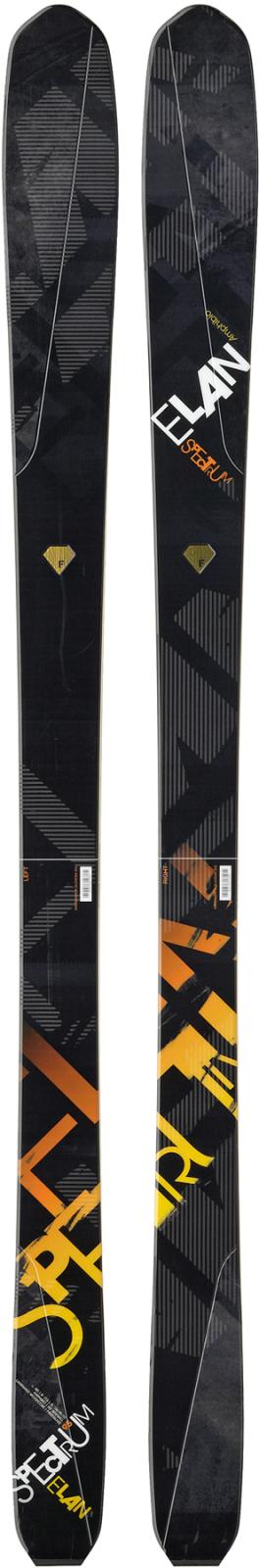 freeride lyže Elan Spectrum 95