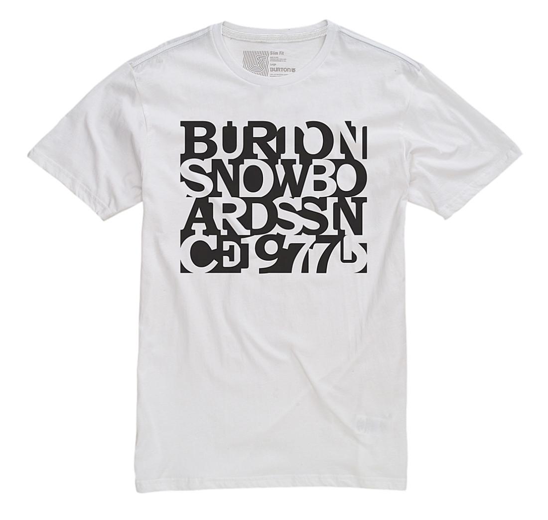 Burton Poster - velikost L