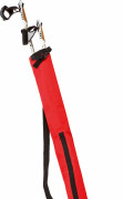Leki Nordic Walking pole bag red