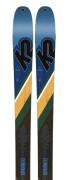 skialpové lyže K2 Wayback 84