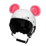 crazy uši medvídek růžový