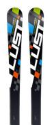dětské sjezdové lyže Lusti JT černá