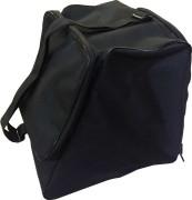 Taška na boty s kapsou - černá