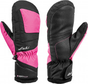 sjezdové palčákové rukavice Leki Nica Mitt Junior