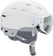 All Speed Visor Impacts W Photo W - bílá
