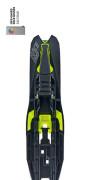 Race Pro Skate IFP černá/žlutá