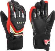 závodní sjezdové rukavice Leki Race Coach C-Tech S Junior