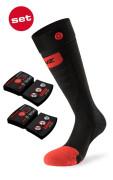 Lenz Heat Socks 5.0 Toe Cap
