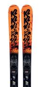 juniorské sjezdové lyže K2 Juvy