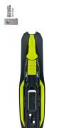 Race Jr Skate IFP - černá/žlutá