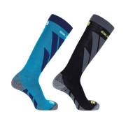 lyžařské ponožky SalomonS-Access 2 Pack