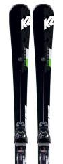 sjezdové lyžeK2 TurboCharger