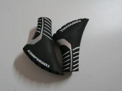 Komperdell botička na Nordic Walking hole (černá - kus)