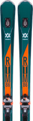 sportovní sjezdové lyže Völkl RTM 86